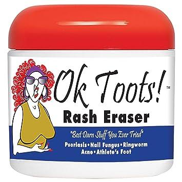 (Set of 2) Cortisone-Free Eraser Cream For Multiple Rashes 4-oz Jar PCA SKIN The Dry Skin Trial System Kit - 8 pcs