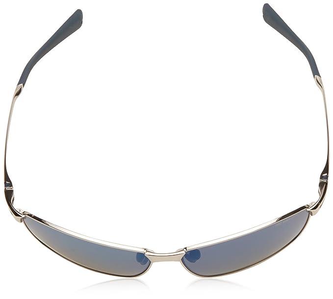 d89466e337aa Amazon.com: Nike Tour Sunglasses, Chrome/Squadron Blue, Grey with Blue  Flash Lens: Sports & Outdoors