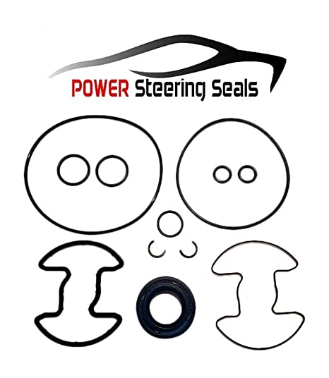 Amazon Com Power Steering Seals Power Steering Pump Seal Kit For