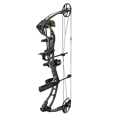 Amazon.com: Quest Forge Paquete arco, Realtree Xtra, Mano ...