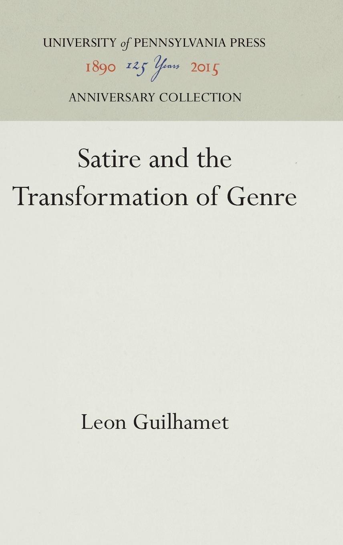 Amazon Com Satire And The Transformation Of Genre 9780812280531