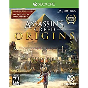 Assassin's Creed Origins – Xbox One Standard Edition