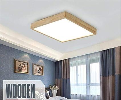 Plafoniere Ufficio Led : Eeayyygch plafoniera ultrathin modern lampadario led lampada a