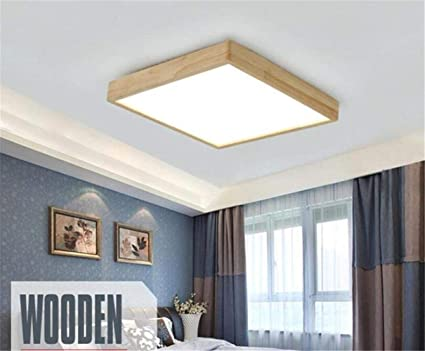Plafoniere Con Lampadina A Vista : Eeayyygch plafoniera ultrathin modern lampadario led lampada a