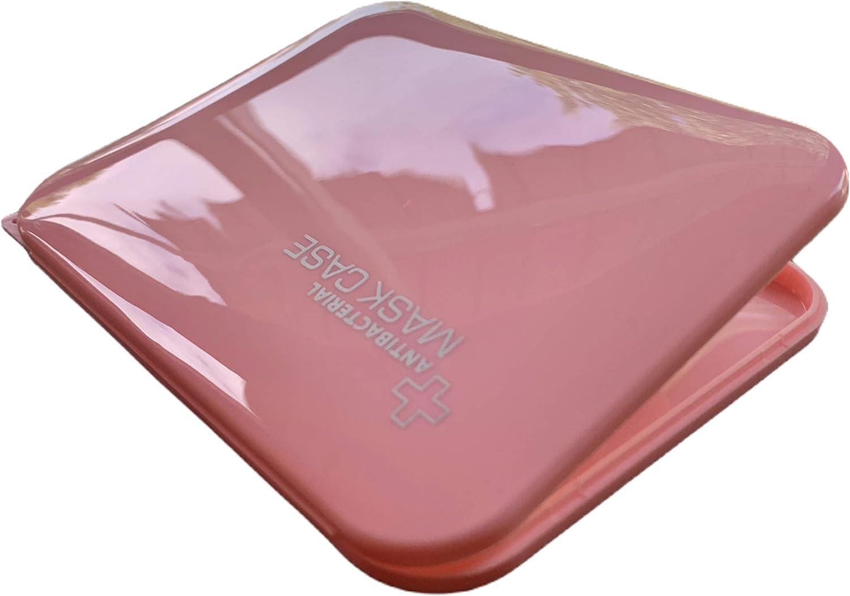 Dor Caja para Mascarillas Quirurgicas de Plástico PP Carpeta Reutilizable Caja para Guardar Mascarillas en el Bolso Almacenamiento de Mascarillas para la Prevención de la Contaminación