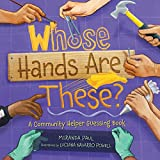 img - for Whose Hands Are These?: A Community Helper Guessing Book (Millbrook Picture Books) book / textbook / text book