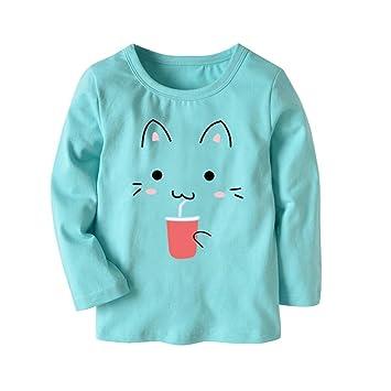 3c39ac977 Amazon.com: Kintaz Baby Toddler Girl Boy Cute 3D Cartoon Cat Print ...