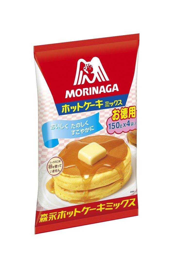 森永 ホットケーキミックス 600g