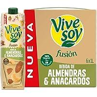 Vivesoy Fusión Almendra y Anacardo (pack de 6
