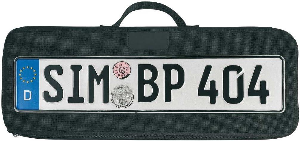 Kennzeichentasche Zulassungstasche Nummernschildtasche Schildertasche Zulassung Auto