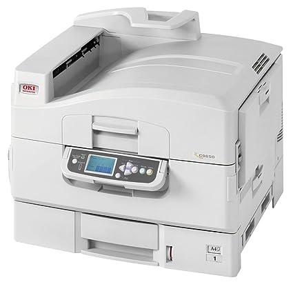 OKI C9650DN Color 600 x 1200 dpi A3 - Impresora láser (Laser ...