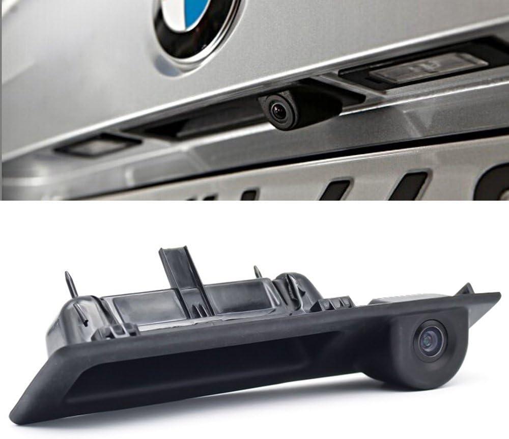 Cámara reversible impermeable de la cámara de inversión de la manija del tronco de la visión nocturna para BMW 3er/4er/ 5er Series/ X3/F25/X4/X5/320Li/530i/328i/535i/ F30/F31/ F32/F34/F35/F80