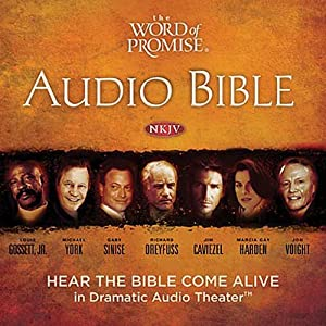 (04) Numbers, The Word of Promise Audio Bible: NKJV Audiobook