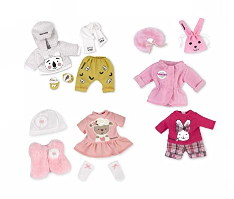 on sale a2310 e2bd2 NENUCO (Famosa 700013823)–Confezione di vestiti, 1 pezzo, Modelli assortiti