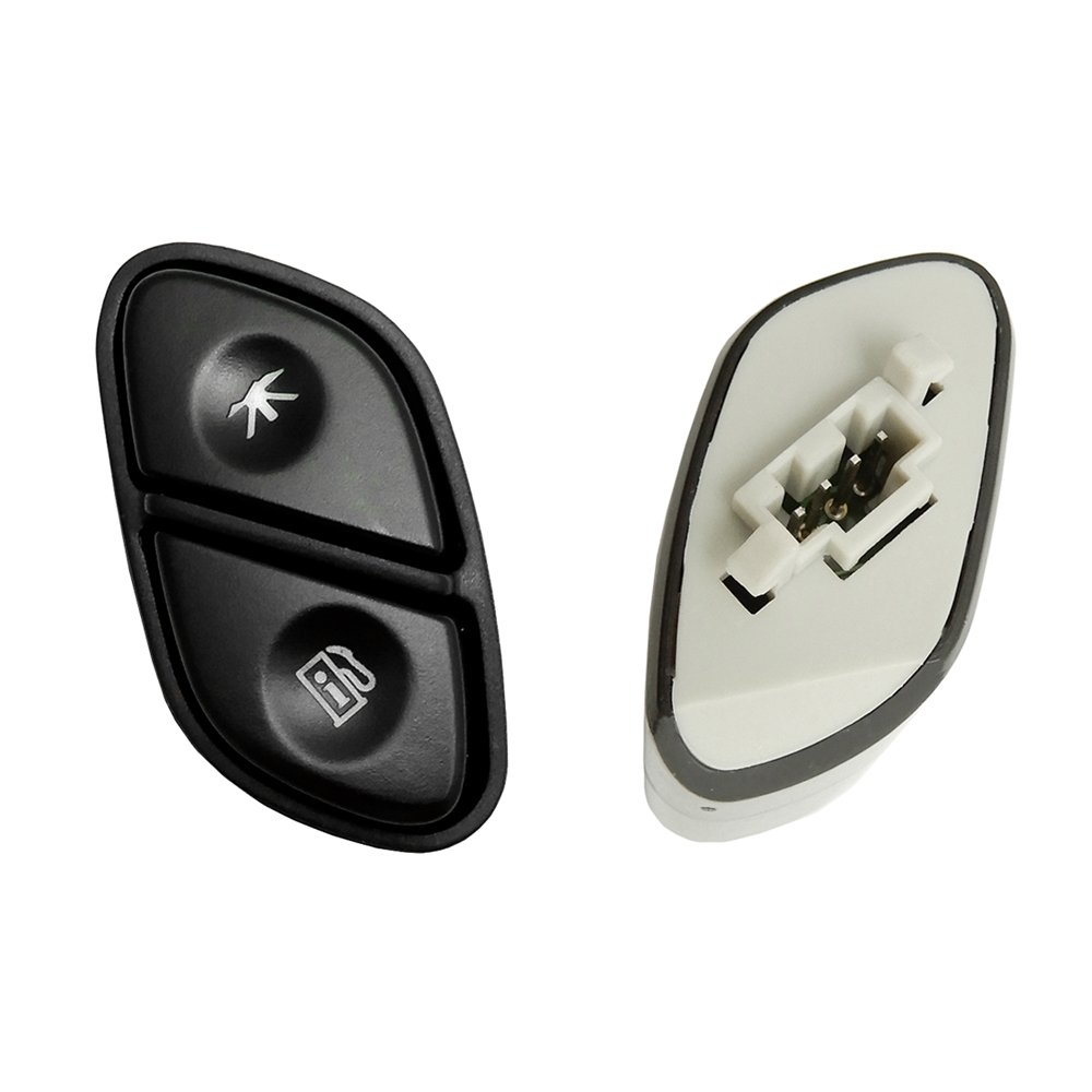 Fits Chevy Silverado Steering Wheel Control Buttons fits GMC Sierra 2003 2004 2005 2006 2007
