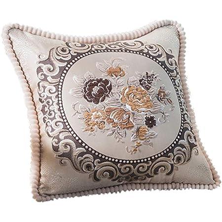 Cuscini In Pelle Per Divano.Ducan Lincoln Pillow Case Fodera Per Cuscino Lombare Per Divano In