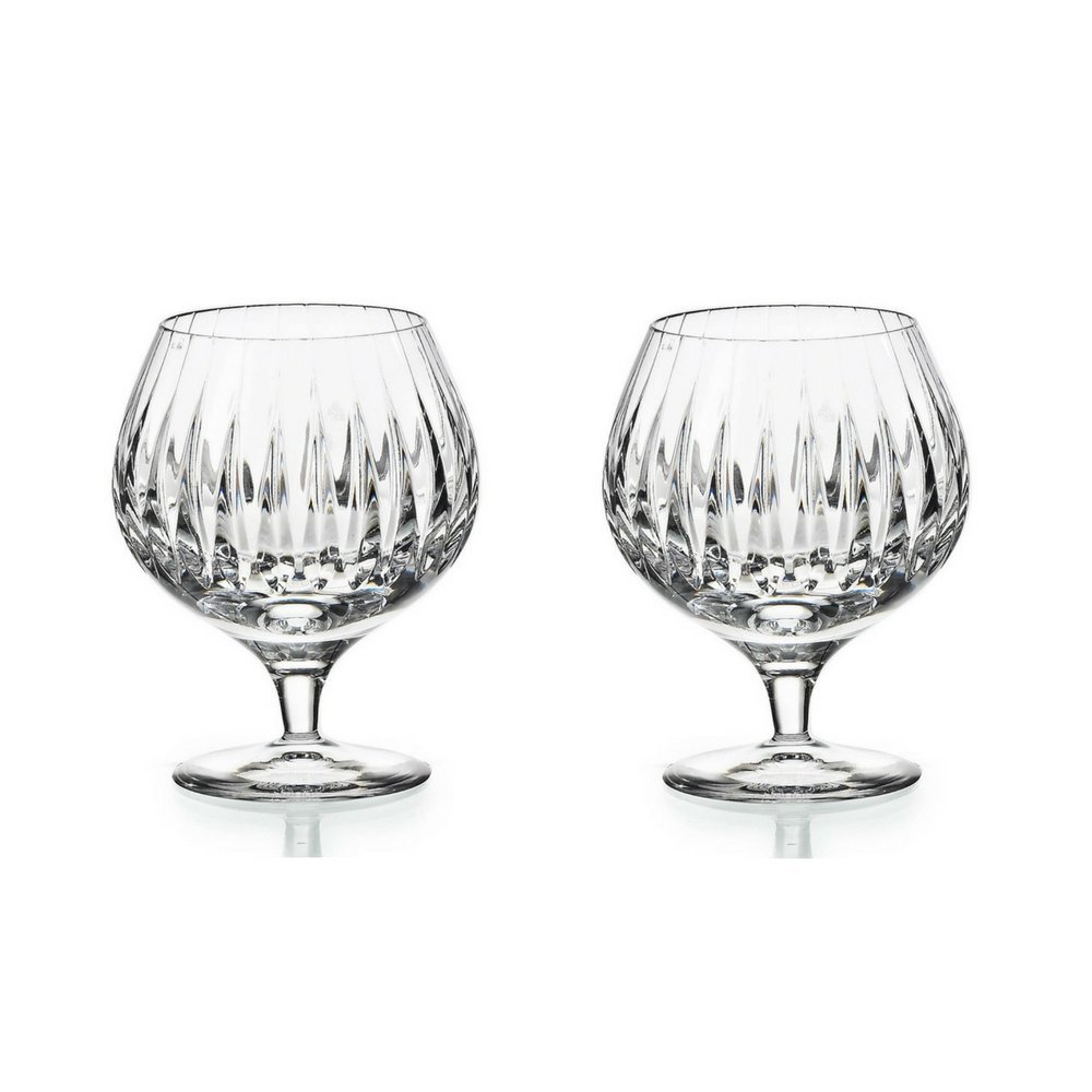 Vista Alegre Crystal Fantasy Set of 2 Ballon