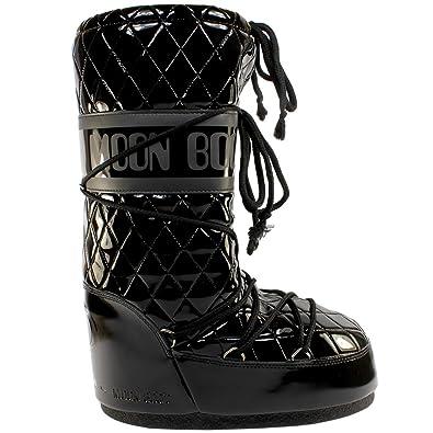 Reine Noir Tecnica Boot Moon Femmes Bottes Neige de Originale wIvq18H