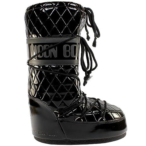 e3b0119da46 Moon Boot Tecnica - Zapatos para Mujer Luna Arranque Original Botas Snow  Queen  Amazon.es  Zapatos y complementos