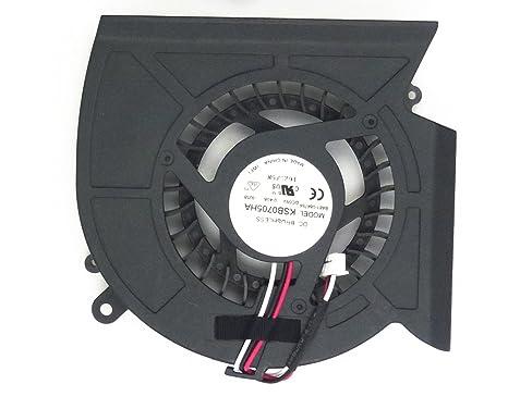Top Elecs CPU del ordenador portátil ventilador de refrigeración para Samsung P530 R523 R525 R528 R530