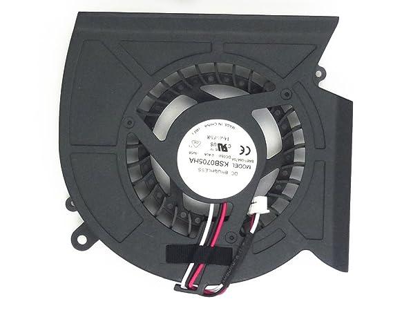 Top Elecs CPU del ordenador portátil ventilador de refrigeración para Samsung P530 R523 R525 R528 R530 R538 R540 R580 RV508: Amazon.es: Electrónica
