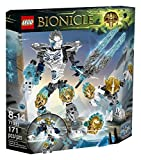 Lego Bionicle Kopaka And Melum Unity Set 71311