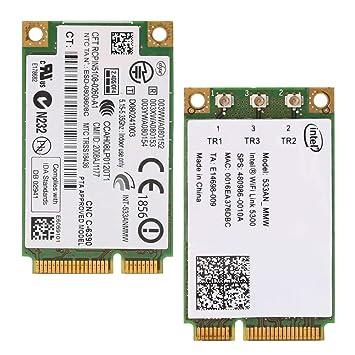 Chuxioner 2.4GHz Intel WiFi 5300 533AN_MMW 5GHz 300M / 450M ...