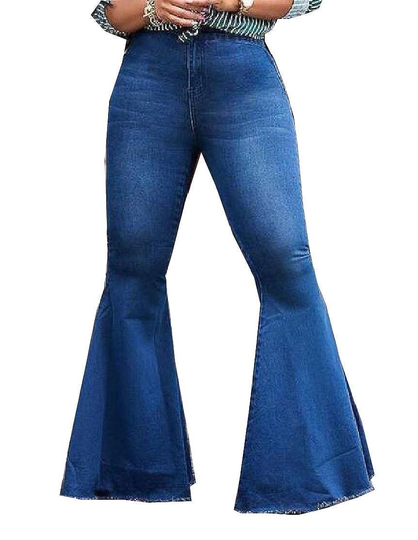 Amazon.com: heymoney - Pantalones vaqueros para mujer ...