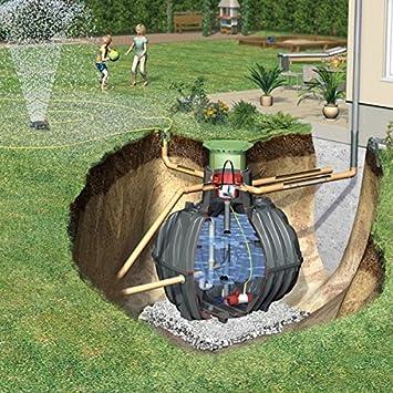 Geliebte Regenwasser - Rückhalte - Zisterne Carat 6500L Graf 370503 LKW-bef @XV_93