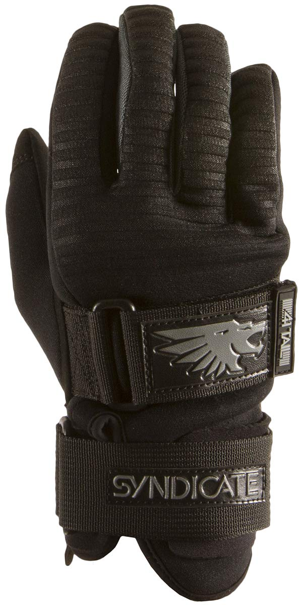 Syndicate 41 Tail Gloves Blk (2017)-lg by HO Sports