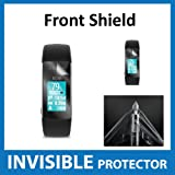 Polar A360 Screen Protector Activity Tracker INVISIBLE (Front Shield Included) - Military Grade Protection Exclusive to ACE CASE