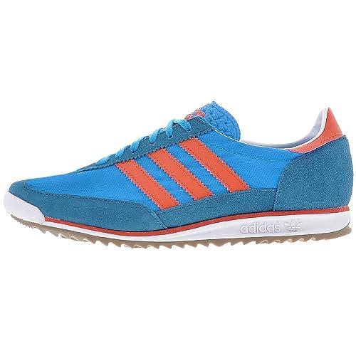 adidas adidasSl72 - Zapatillas Hombre, Color Azul, Talla 38.5