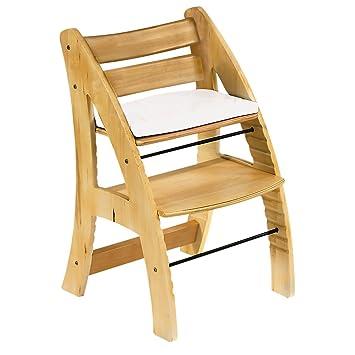 Amazon.com: Euro II crecer con Me silla, Natural: Baby
