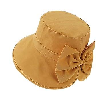 f48cfc8bb8c22 Rarendo レディース 日よけ 帽子uvカット ハット つば広 女優帽 折りたたみ おしゃれ 紫外線