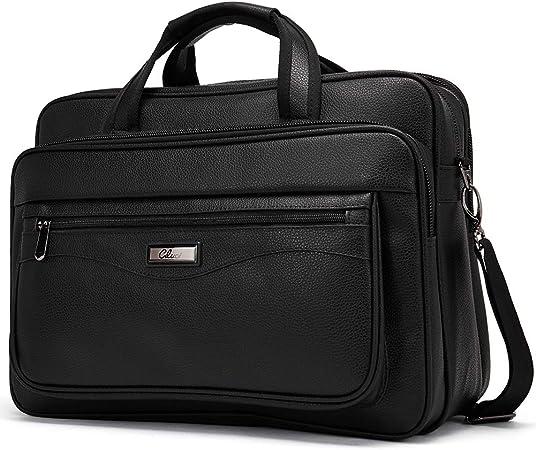 Sunmiao-MB Mens Laptop Briefcase Mens Business Briefcase Handbag Waterproof Oxford Cloth Shockproof Wear-Resistant Computer Bag Fashion Useful Convenient