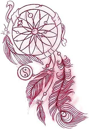 Tatouage Ephemere Femme Sticker Attrape Reve Tatouage E