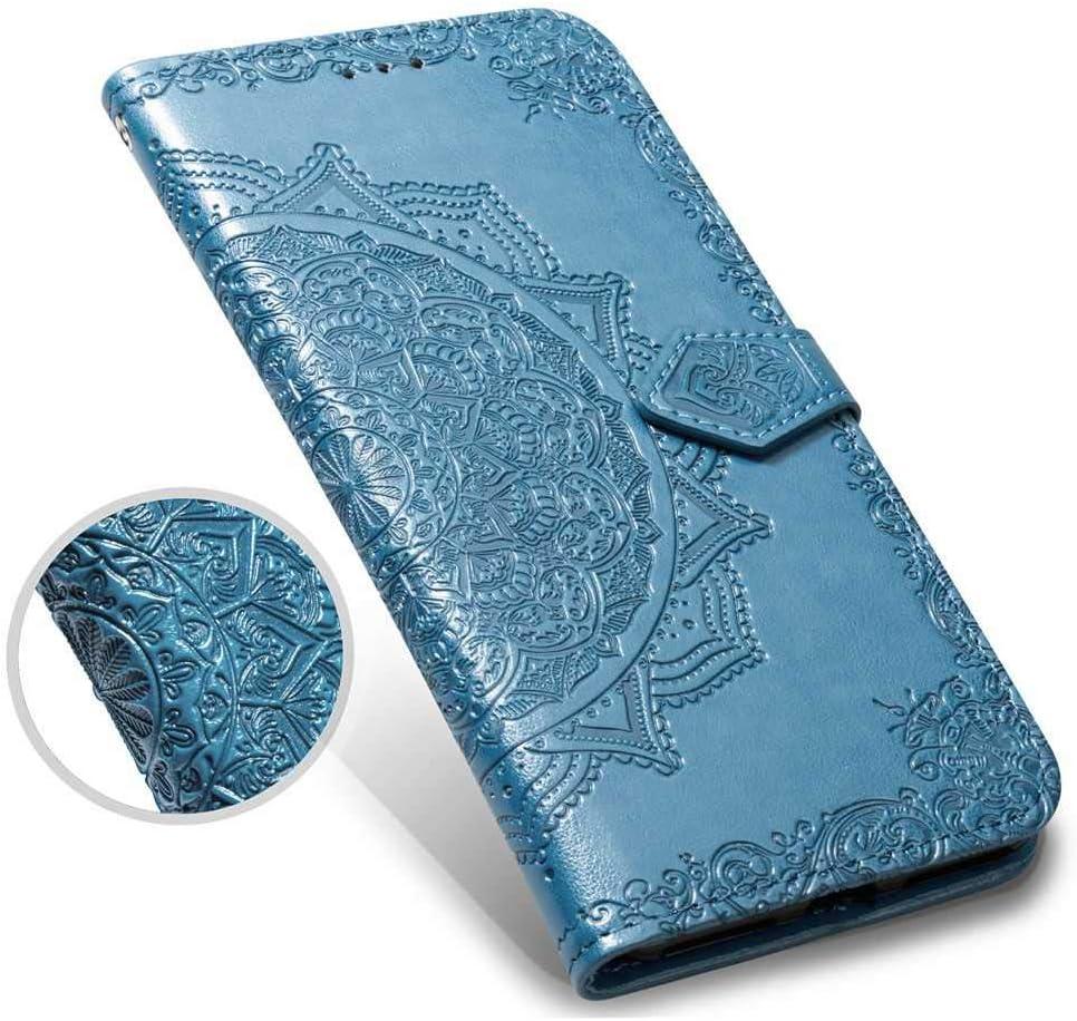 Blau Brieftasche Kratzfestes Magnet Handytasche mit Kartenfach Bear Village H/ülle f/ür Galaxy S10 Plus PU Lederh/ülle Handyh/ülle f/ür Samsung Galaxy S10 Plus
