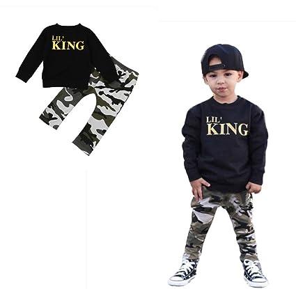 e689bb2232fd3 Lil  King 英語文字 2点セット(上着+パンツ) 男女兼用