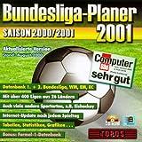 Bundesligaplaner 2001. Saison 2000/2001. CD- ROM f