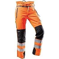 Pfanner Hi-Vis Orange Chainsaw Pants