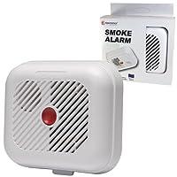Ei Electronics Battery Smoke Alarm with Test Button