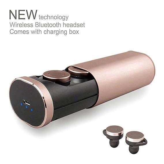 TEBERBOOM TWS B1 Headset Wireless True Wireless Bluetooth 4.1 Earbuds with Charging Socket Mini Stereo Earphone