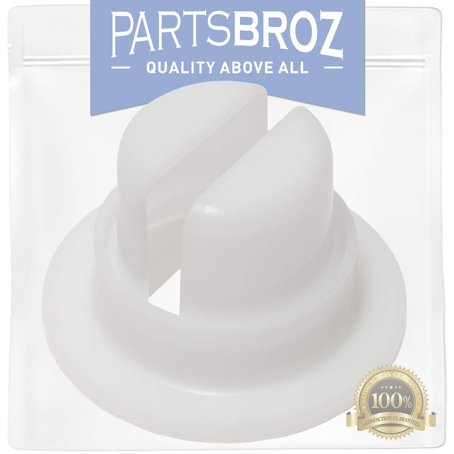 WR17X11459 Drive Cup for GE Refrigerators by PartsBroz - Replaces Part Numbers AP3203248, 1057467 & PS964134