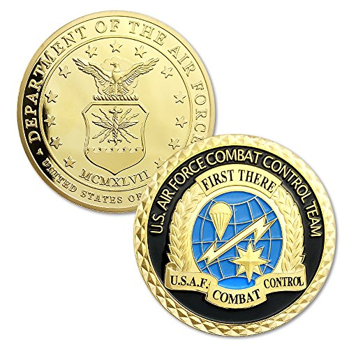 US Air Force Combat Command USAF Collectible Challenge Coin … Air Force Operation