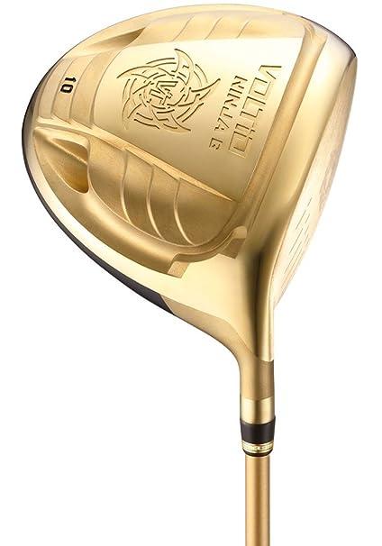 Katana Golf Japón voltio Ninja G 880hi oro conductor y ...