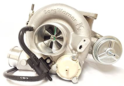 Image Unavailable. Image not available for. Color: BorgWarner 11639880005 Turbocharger (EFR ...