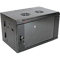 """Rack wandkast 19 """"draaibare 6U 620x400x390mm wand SOHORack van RackMatic"""