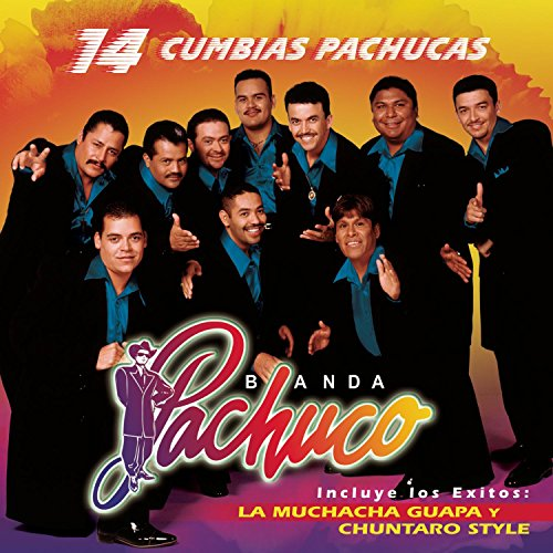 14 Cumbias Pachucas by Sony U.S. Latin