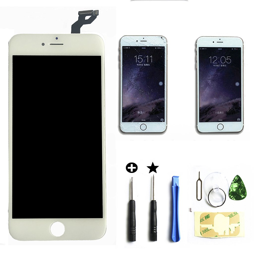 Modulo LCD Blanco para IPhone 6s Plus 5.5 Inch -503