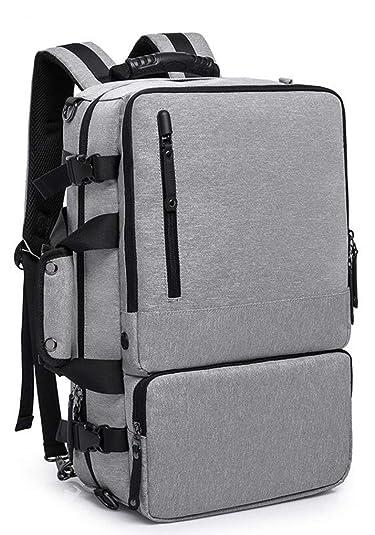 b100791588 Amazon | リュックサック メンズバッグ ビジネスリュック ビジネスバッグ 3way 大容量 バックパック 通学 通勤 旅行 出張 デイパック  パソコンバッグ | Mizya | メンズ